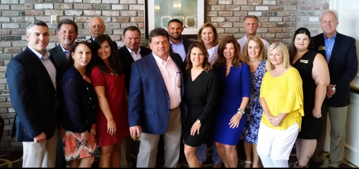 Coldwell Banker ONE and residential and commercial Realtors attend Coldwell Banker Gulf Coast Rally