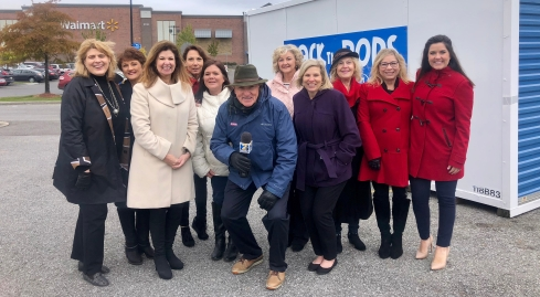 Coldwell Banker ONE Realtors Support Pat's Coats for Kids